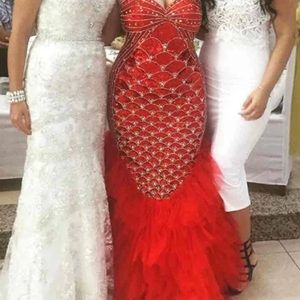 Angela and Alison prom dress / gown
